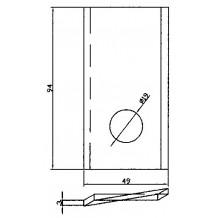 Nůž rotační 154-072